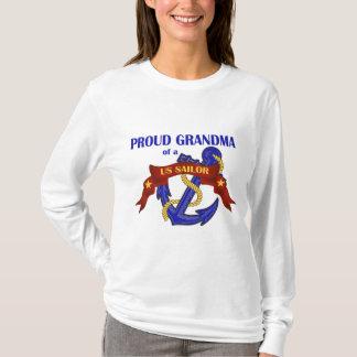 Proud Grandma of a US Sailor T-Shirt
