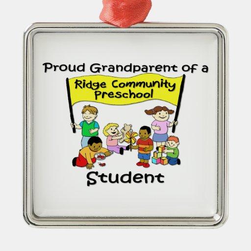Proud Grandparent Ornaments
