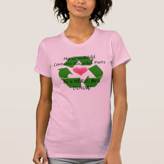 Proud Grandparent of a transplant recipient T-Shirt