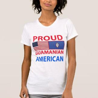 Proud Guamanian American T-Shirt
