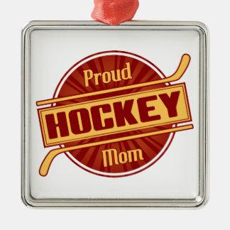 Proud Hockey Mom Christmas Tree Ornament
