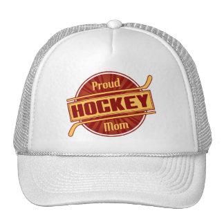 Proud Hockey Mom Trucker Hats