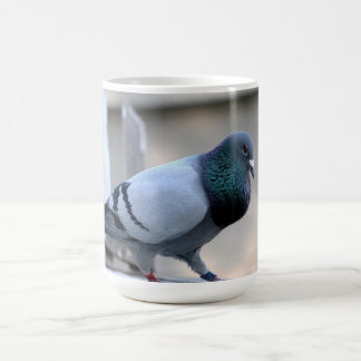 Proud Homing Pigeon Mug