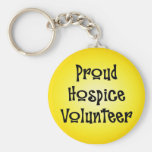 Proud Hospice Volunteer