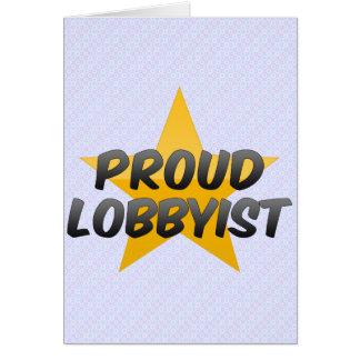 Proud Hotel Housekeeping Greeting Cards