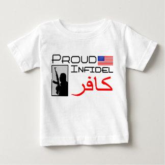 Proud Infidel Baby T-Shirt