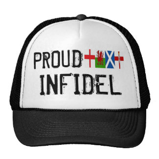 Proud INFIDEL Cap Hat