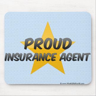 Proud Insurance Agent Mouse Mat