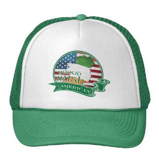 Proud Irish American Cap