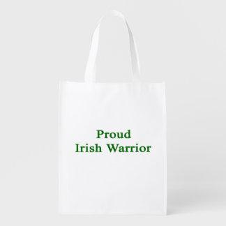 Proud Irish Warrior