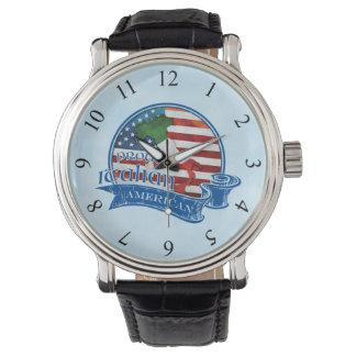 Proud Italian American Watch