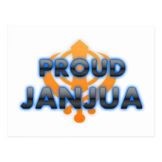 Proud Janjua, Janjua pride Post Cards