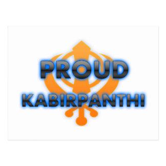 Proud Kabirpanthi, Kabirpanthi pride Postcard