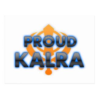 Proud Kalra, Kalra pride Post Card
