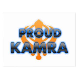 Proud Kamra, Kamra pride Post Cards