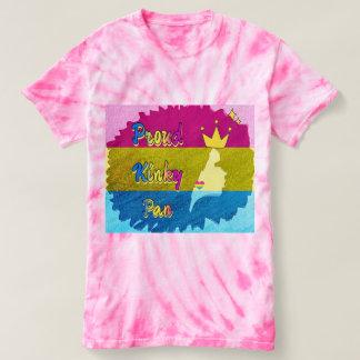 Proud Kinky Pan Collection Tie Dye T-shirt