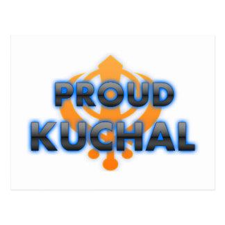 Proud Kuchal, Kuchal pride Postcards