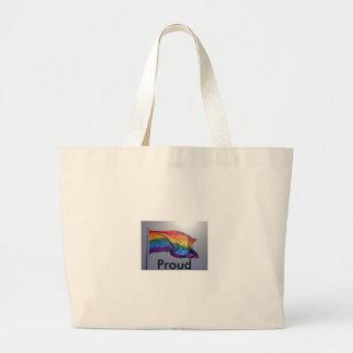 Proud Large Tote Bag