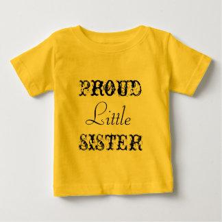 PROUD Little Sister T-Shirt