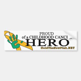 Proud - Liver Cancer Bumper Sticker