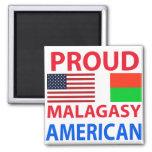 Proud Malagasy American
