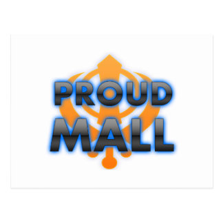 Proud Mall, Mall pride Postcards