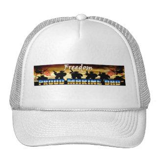 Proud Marine Dad Hat