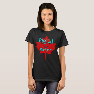Proud Maritimer Canada shirt Atlantic coast