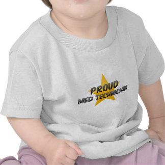Proud Med Technician T Shirt