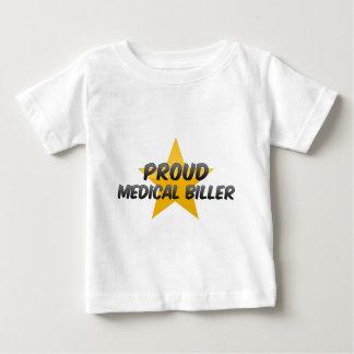 Proud Medical Biller Tee Shirts