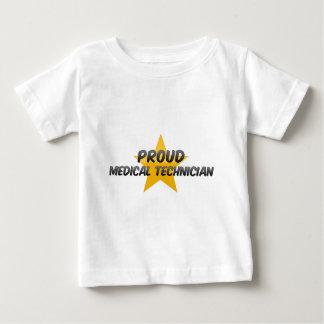 Proud Medical Technician Tshirts