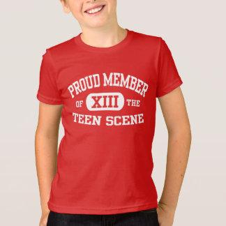 PROUD Member of the TEEN Scene 13th BIRTHDAY T-Shirt