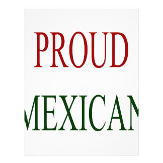 Proud Mexican Flyers