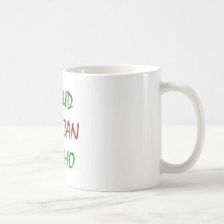 Proud Mexican Macho Coffee Mug