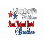 Proud Military Brother Postcards