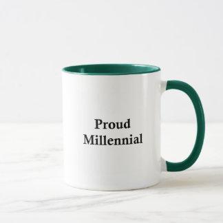 Proud Millennial Mug