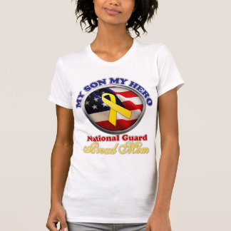 Proud Mom - National Guard Tees