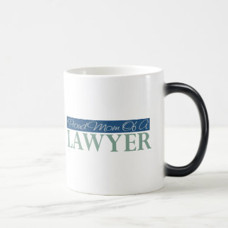 Proud Mom Of A Lawyer Mugs