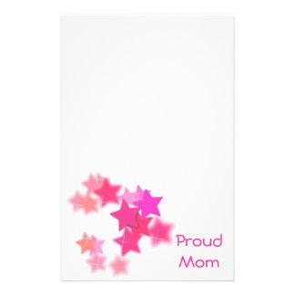 Proud Mom Stationery
