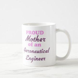 Proud Mother of an Aeronautical Engineer Mugs