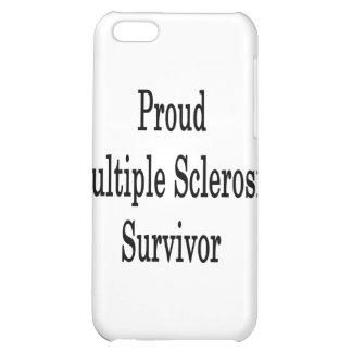 Proud Multiple Sclerosis Survivor Case For iPhone 5C