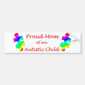 Proud Mum Bumper Sticker