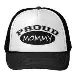 Proud Mummy (Black) Cap