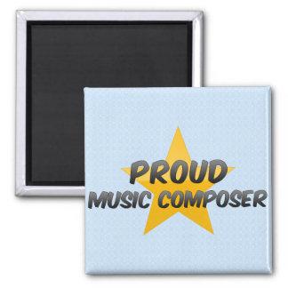 Proud Music Composer Magnet