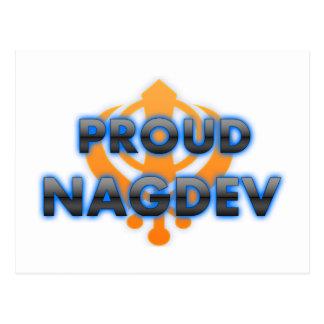 Proud Nagdev, Nagdev pride Postcard