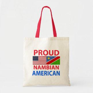 Proud Nambian American Tote Bags