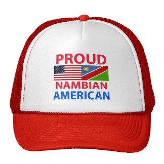 Proud Nambian American Trucker Hats