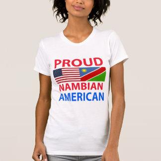 Proud Nambian American T Shirts