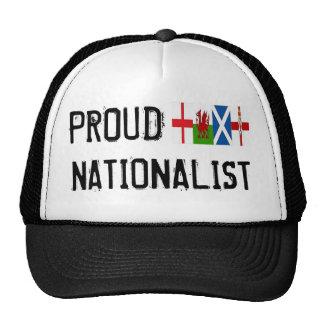 Proud NATIONALIST Cap
