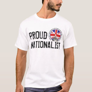 Proud NATIONALIST T-Shirt
